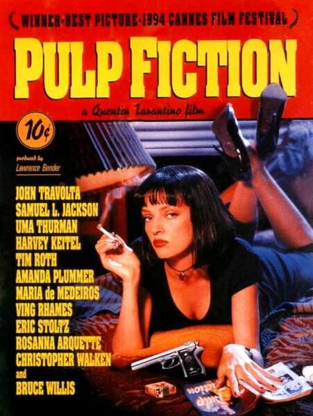 Il s'agit de Pulp Fiction