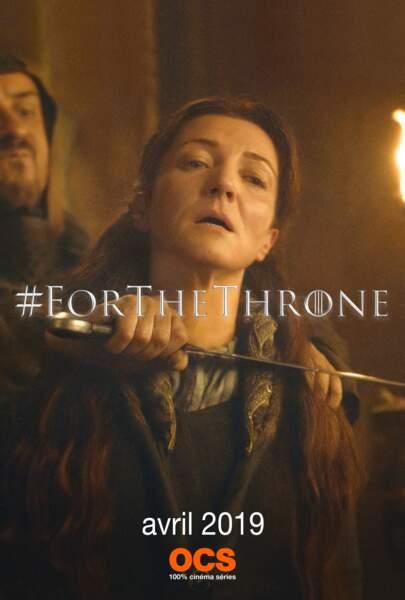 La violence des noces pourpres est inoubliable ! Dans cette scène, Catelyn et Robb ont perdu la vie brutalement