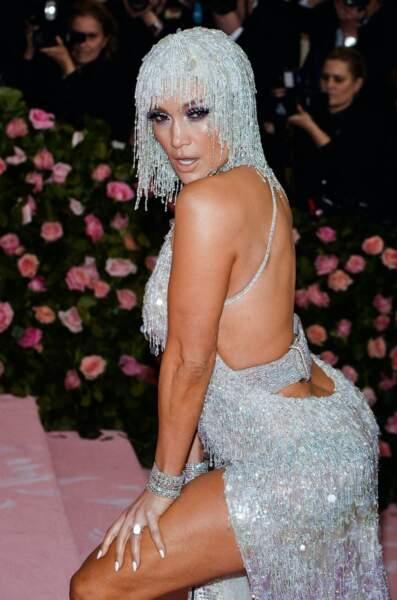 Jennifer Lopez, divine.