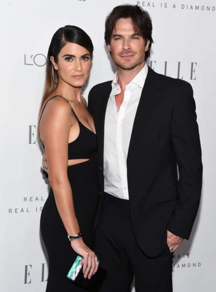 En avril 2015, elle a épousé l'acteur Ian Somerhalder