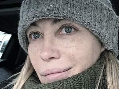 Emmanuelle Béart sans maquillage sur Instagram