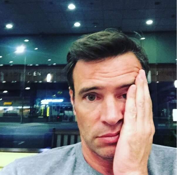 Scott Foley, qui a joué dans Felicity et Grey's Anatomy, incarne Jack Ballard dans Scandal depuis cinq saisons