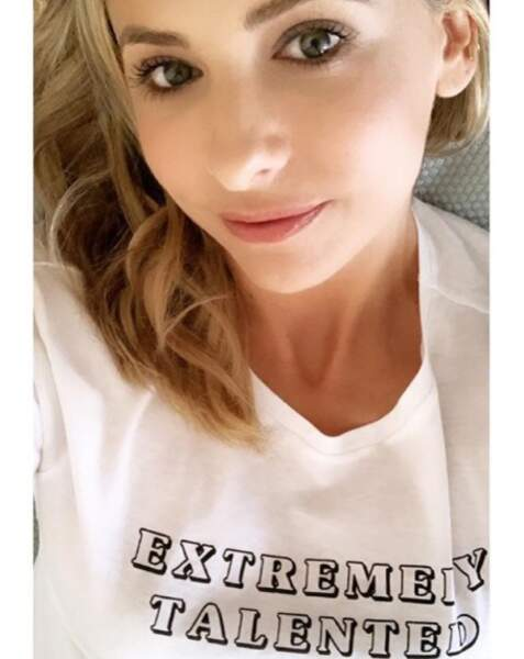 Un rappel important : vous êtes les meilleurs. C'est même le t-shirt de Sarah Michelle Gellar qui le dit.