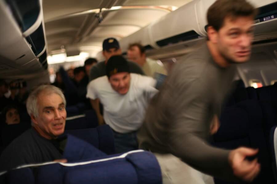 Vol 93 (2005) : les passagers passent à l'action contre les terroristes