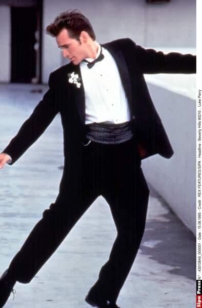 Luke Perry restera à jamais associé à son rôle de Dylan dans Beverly Hills