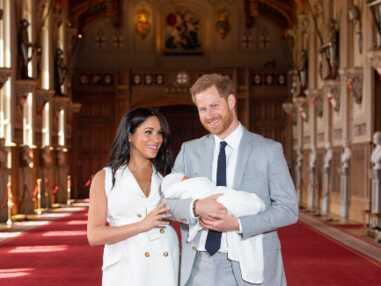 Baptême d'Archie : le bébé de Meghan Markle et du prince Harry entouré de sa famille sur la photo officielle