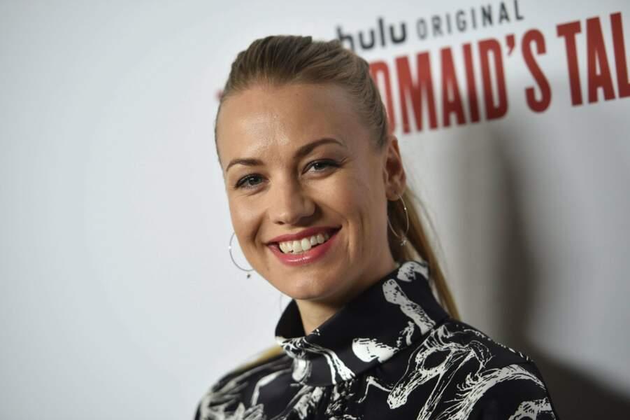 L'actrice avait été révélée par les séries Chuck et Dexter