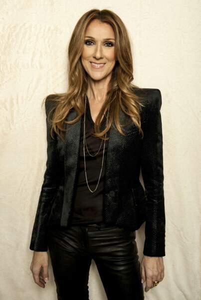 82. Céline Dion (chanteuse)