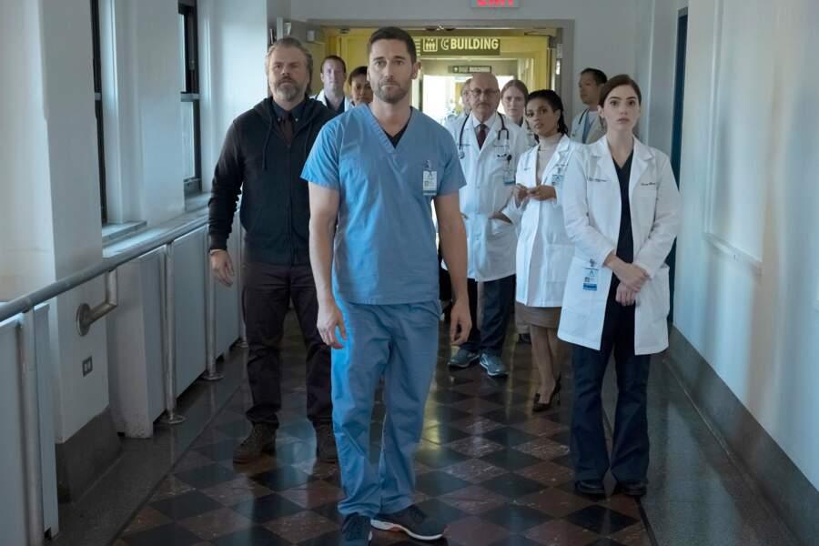 """TF1 diffusera une énieme série hospitalière américaine bien formatée, avec """"New Amsterdam"""""""