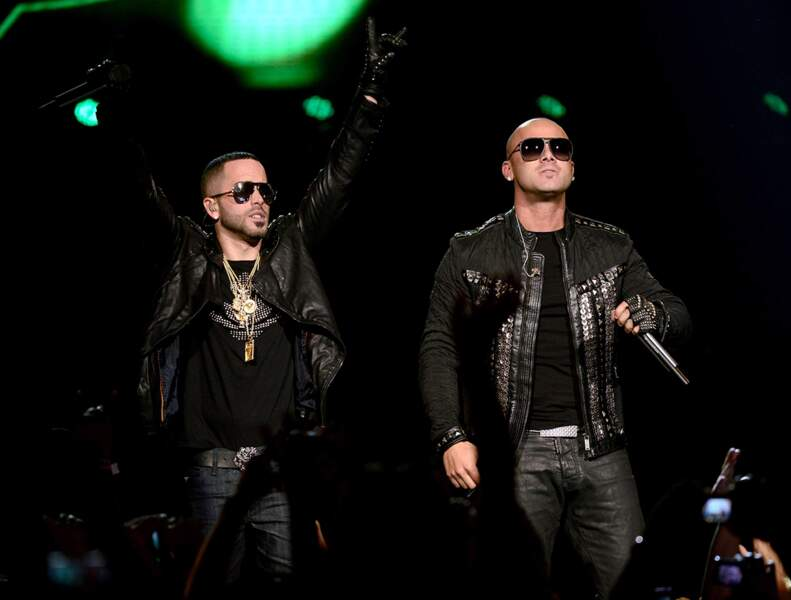 63. Wisin & Yandel (chanteurs)