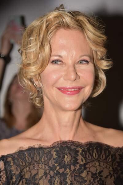 Voilà le visage de l'actrice à présent :/