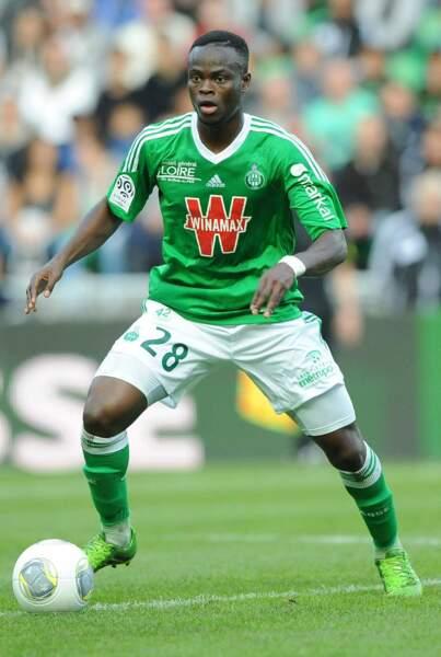 Ismaël Diomandé (Saint-Etienne - Côte d'Ivoire)