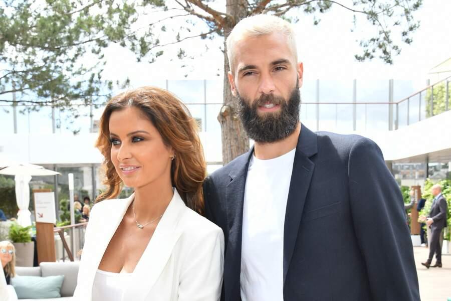 Benoit Paire bien accompagné de Malika Menard
