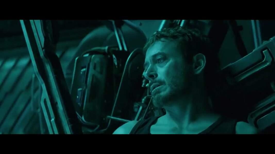 Le plus déchirant : Avengers : Endgame