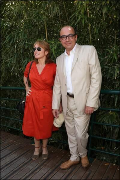 Karl Zero et son épouse, sur leur 31