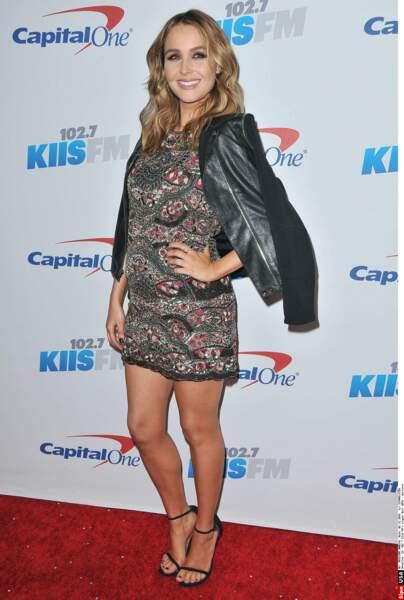 La jolie Jo de Grey's Anatomy, Camilla Luddington, attend un heureux événement. MàJ : elle a accouché le 14 avril