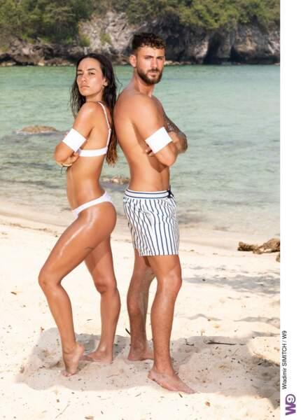 Illan et Hillona des 10 Couples des parfaits