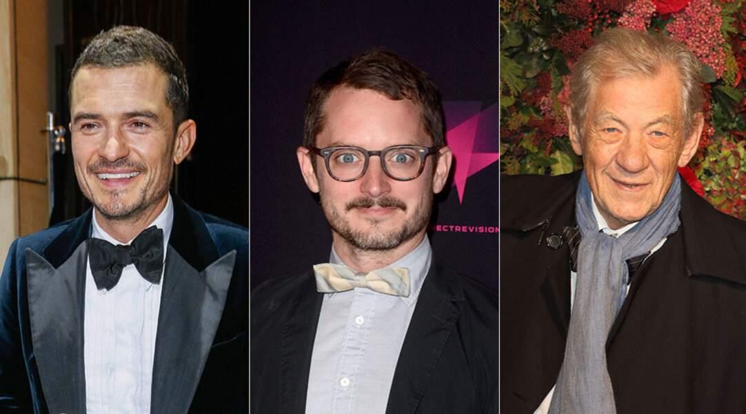 Le point commun entre Orlando Bloom, Elijah Wood ou encore Ian McKellen ?