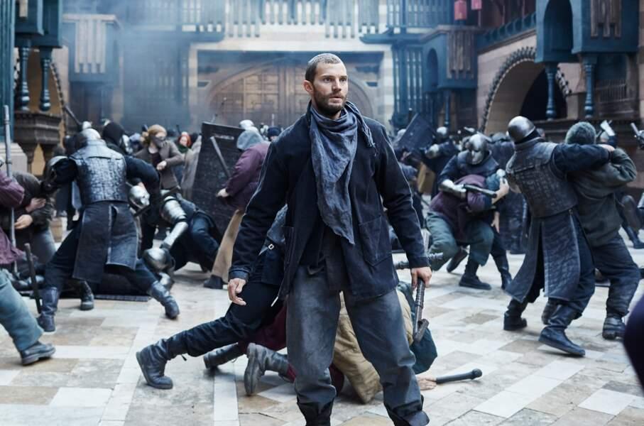 De son côté, Will (Jamie Dornan) est désemparé par la situation, le peuple semble soutenir le voleur à capuche