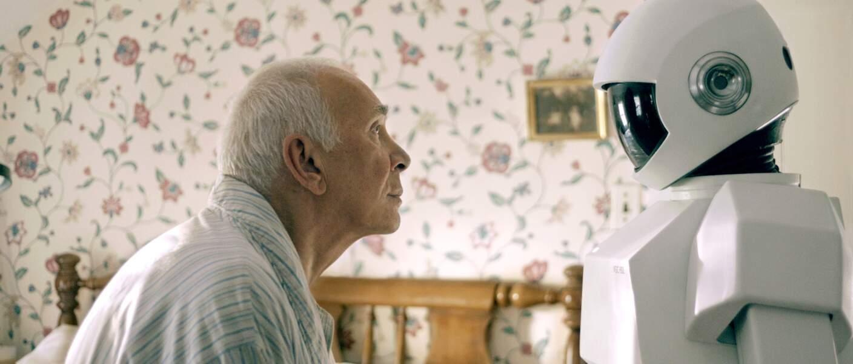 Un robot et un vieil homme : un tandem improbable pour un braquage hors du commun