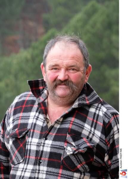 Vincent, 57 ans, maraîcher-arboriculteur en Auvergne-Rhône-Alpes