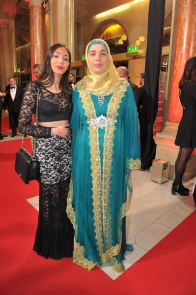 L'actrice algérienne Soria Zeroual (Fatima)