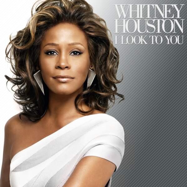 Whitney Houston décédée le 11 février 2012.