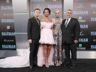 Valérian : Rihanna, Cara Delevingne, Kendall Jenner... Les bombes de sortie pour l'avant-première du film de Luc Besson (24 PHOTOS)