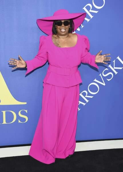 La Pink Lady Whoopi Goldberg