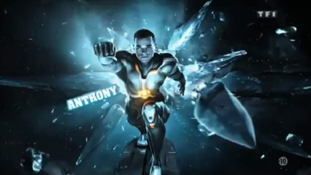 """Anthony (Saison 5). Son secret : """"J'ai été tireur d'élite"""""""
