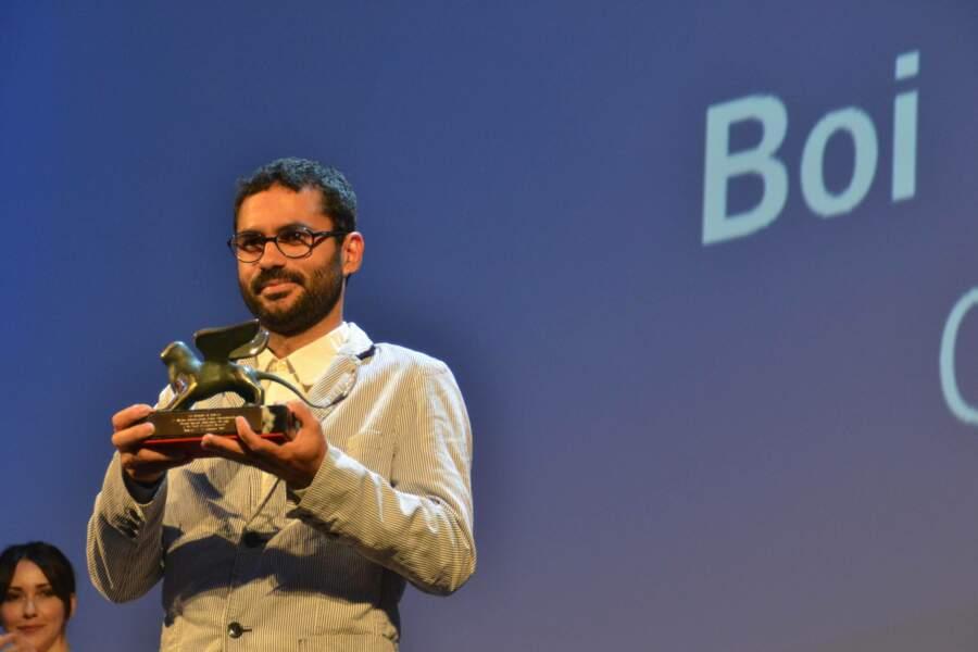 Gabriel Mascaro, prix spécial du Jury de la section Orizzonti pour Boi Neon
