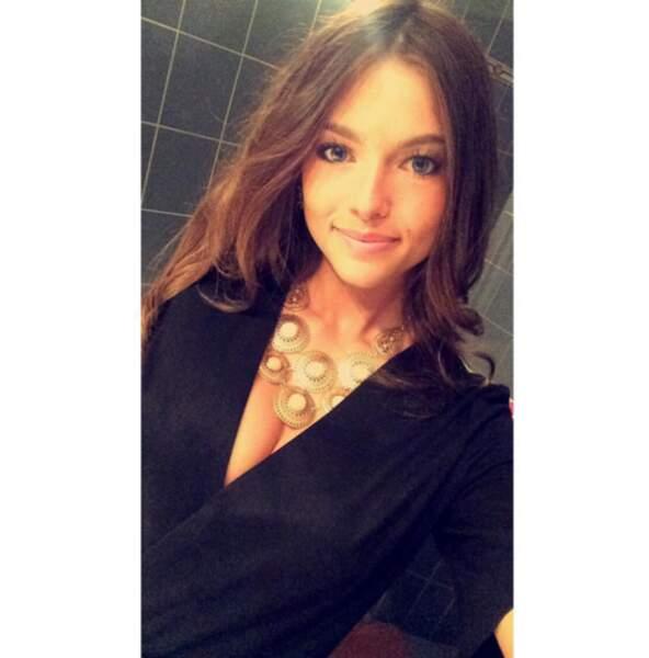 Julia Courtes, 18 ans, représente la Provence au concours Miss France 2016