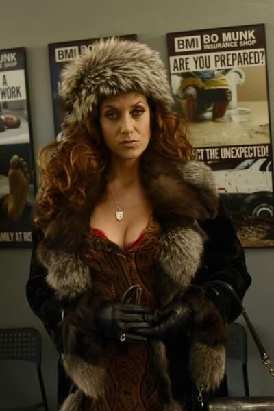 En 2014, elle s'illustre dans la première saison de Fargo. Depuis, elle a intégré le casting de 13 Reasons Why