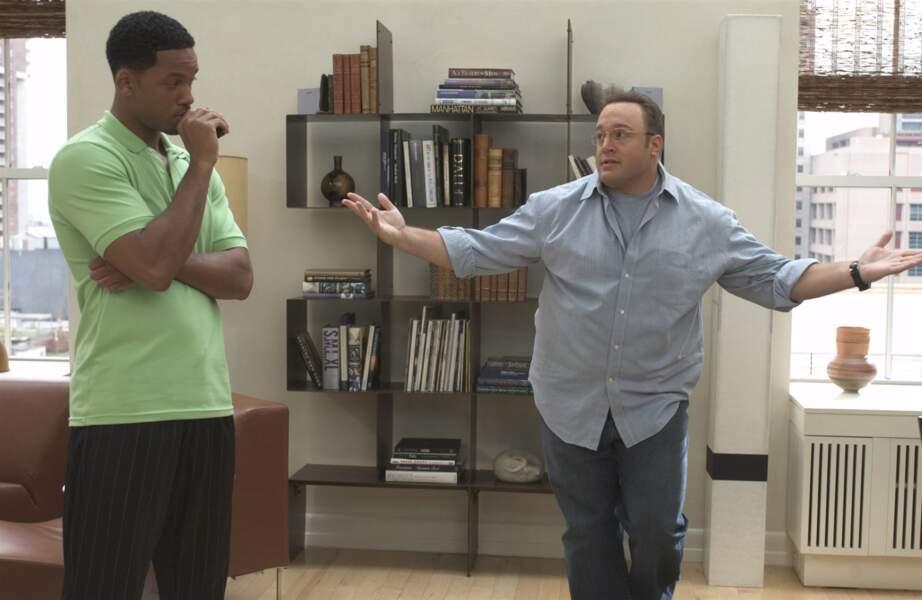 Surnommé Dr Love dans le film, il doit aider Albert (Kevin James) à conquérir une jeune et riche héritière