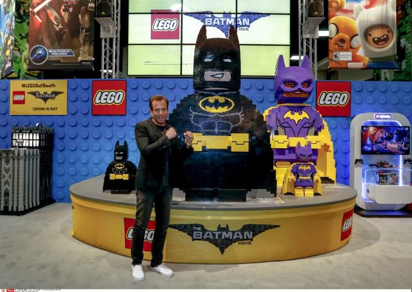 Will Arnett, voix de Batman dans le prochain film LEGO centré sur l'homme chauve-souris