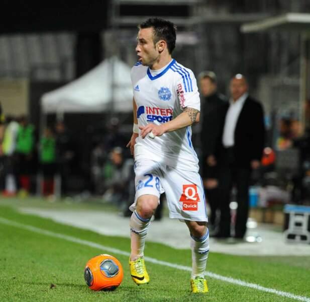 Mathieu Valbuena (OM - France)