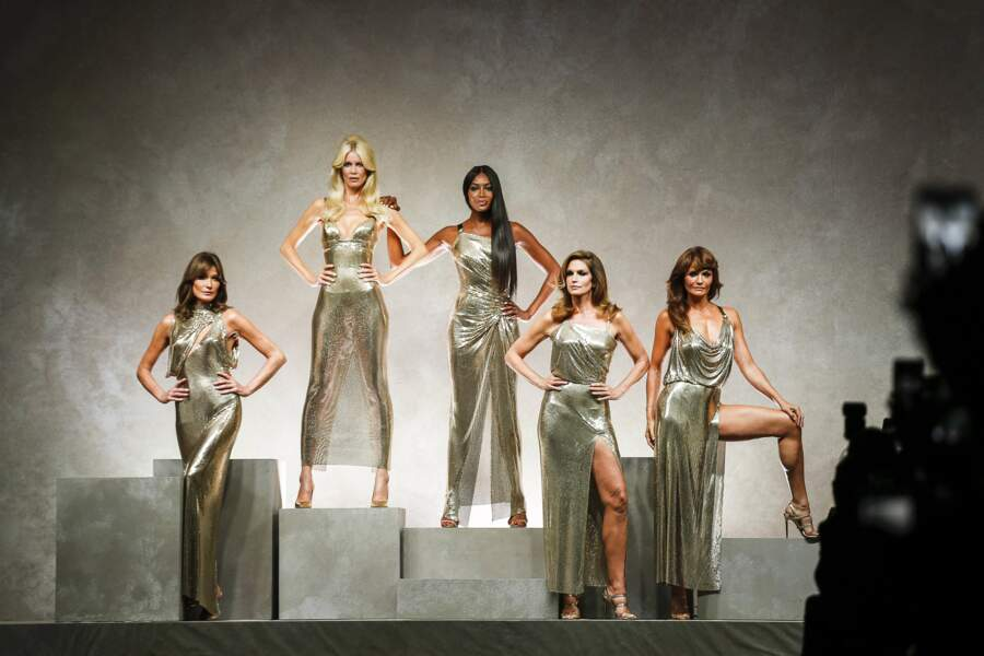 C'était l'événement de la fashion week de Milan