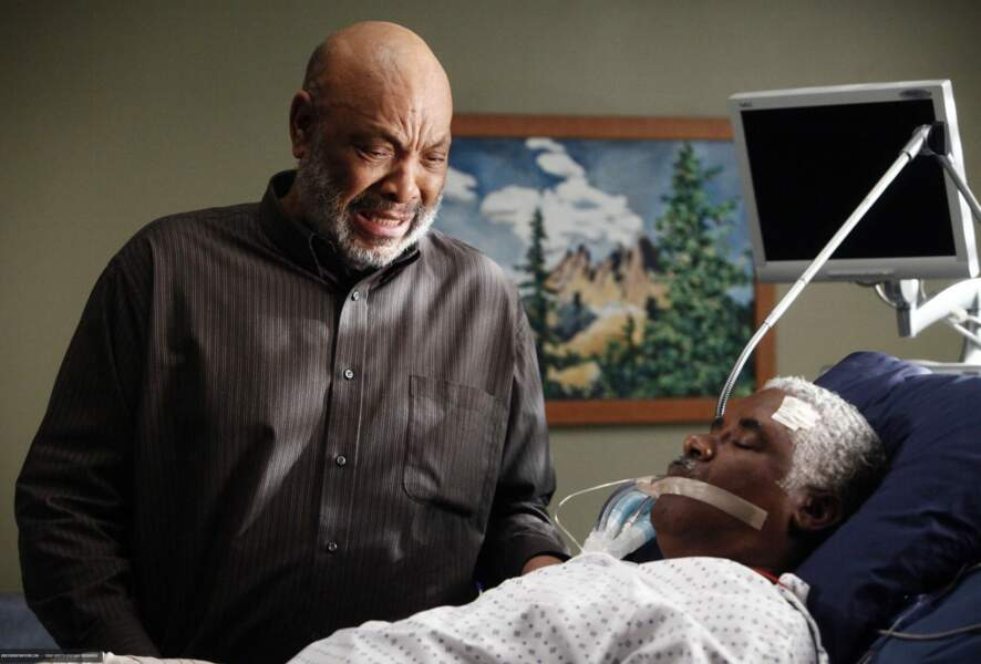 James Avery dans Grey's Anatomy