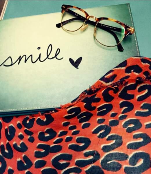 Le conseil de Jade : ne jamais oublier de sourire