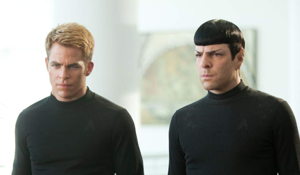 Star Strek Into Darkness, avec Zachary Quinto, sortira le 12 juin 2013