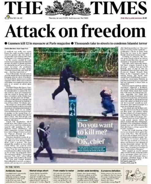 The Times, Royaume-Uni