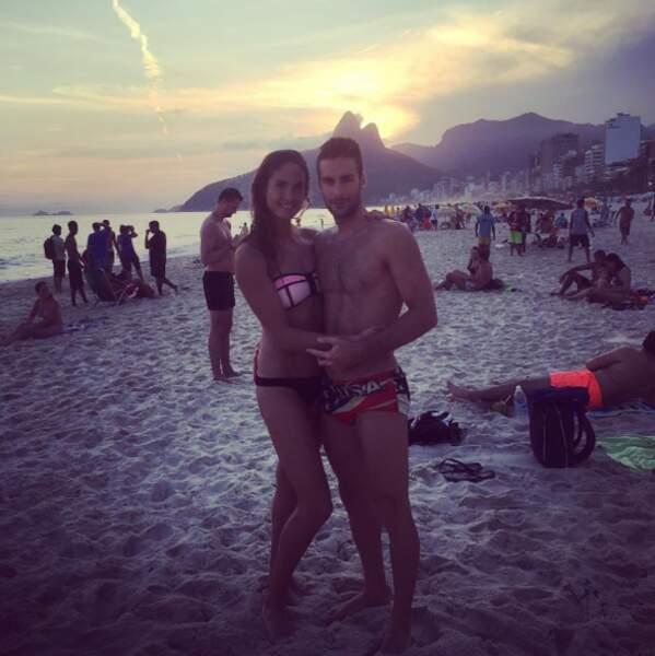Ou au Brésil il y a quelques mois. De bon augure pour les JO de Rio ? On l'espère !