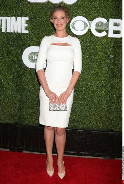 Katherine Heigl, de la série Grey's Anatomy… aux comédies romantiques en série