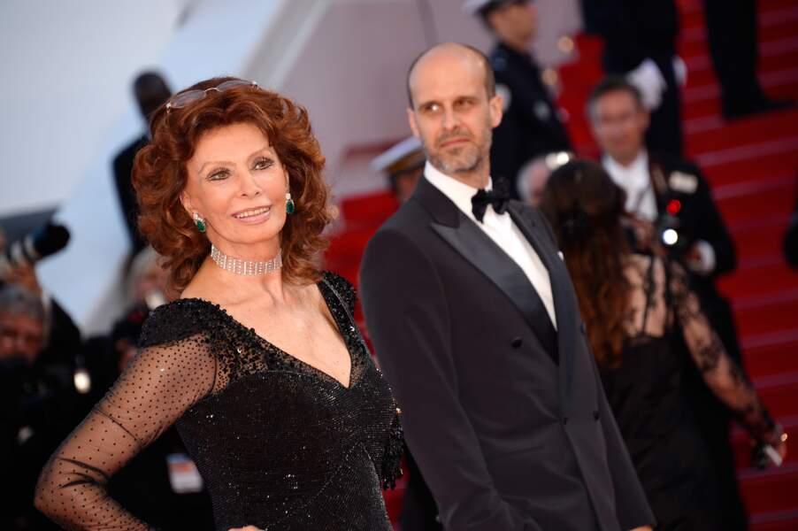 Eternelle Sophia Loren...