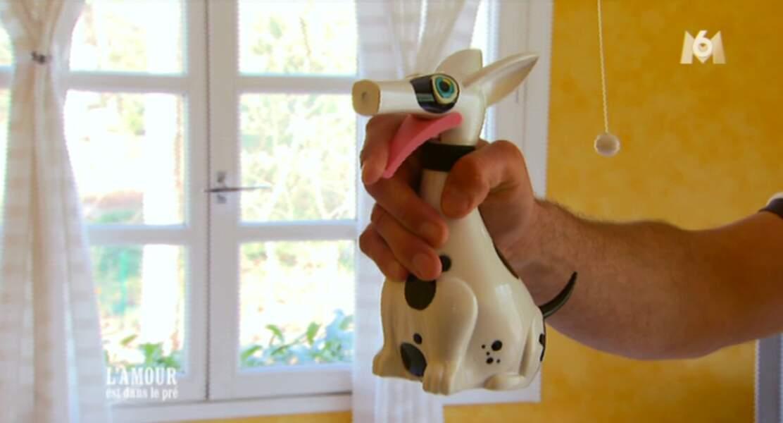Sympa le pistolet dalmatien... Chrystèle va être AUX ANGES !