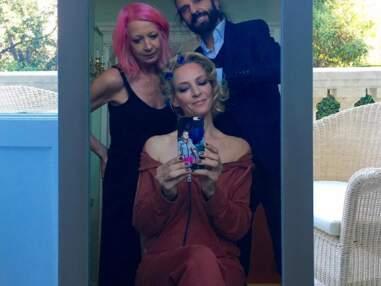 Cannes 2016 : Uma Thurman se pomponne, Kevin Spacey s'éclate, Emmanuelle Béart débarque sur la Croisette... Les people sur Instagram