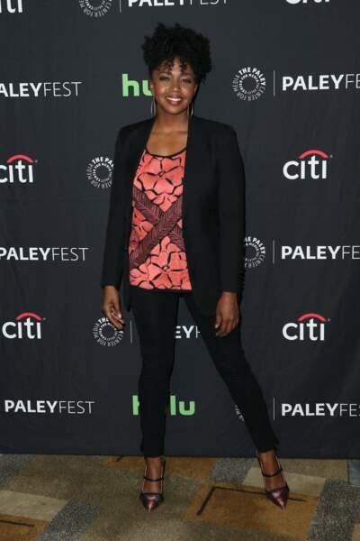 Jerrika Hinton, engagée dans une nouvelle série, ne fera pas partie de la saison 14 de Grey's Anatomy