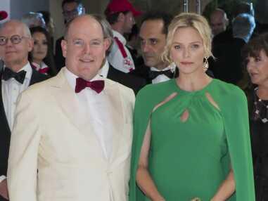 Charlène de Monaco élégante en robe verte, John Legend et Michel Drucker réunis pour le gala de la Croix Rouge