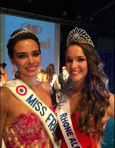 Miss Rhône-Alpes 2014, Aurore Thibaud