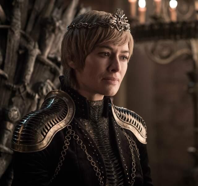 Ne jamais se fier au regard brillant de Cersei Lannister qui est prête à tout pour régner
